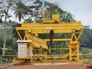 launching gantry crane