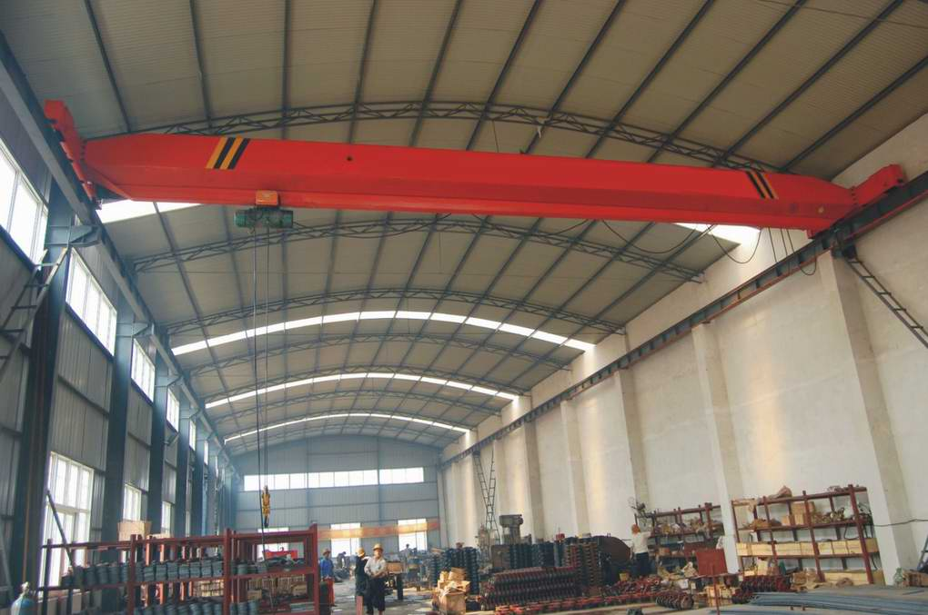 LD single girder bridge crane