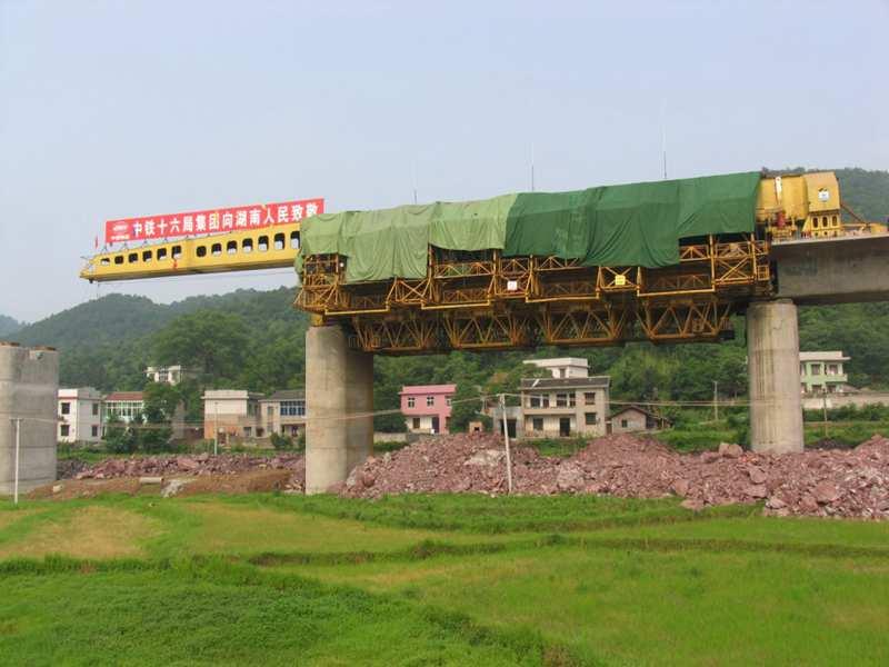 Upstroke movable scaffolding system
