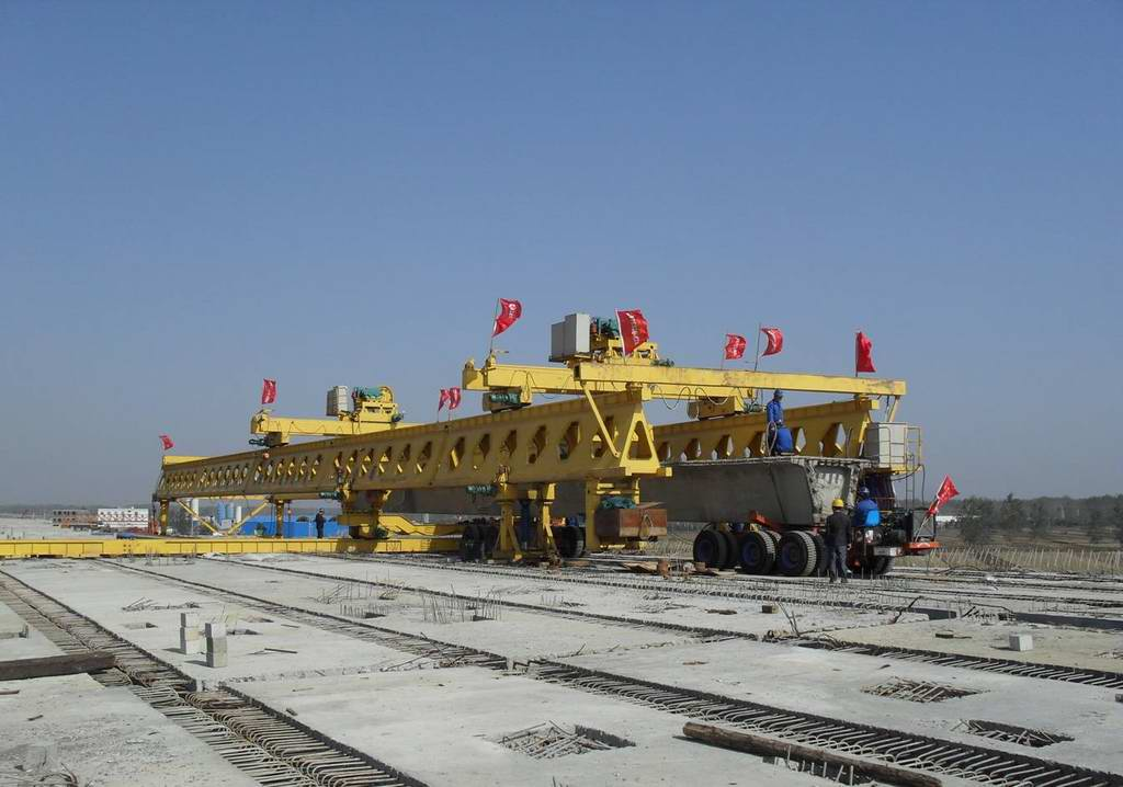 ZZHZ launching girder