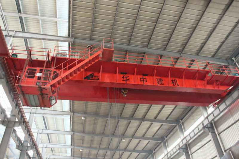 QD type double girder bridge crane