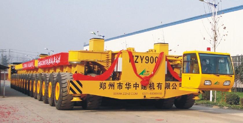 HZY900t girder carrier