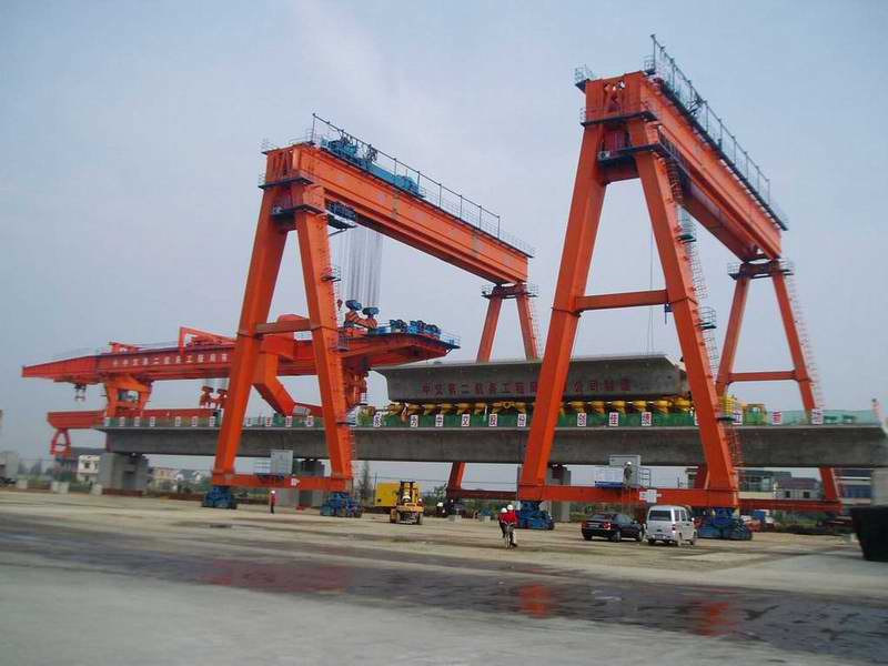 ZZHZ bridge girder launcher