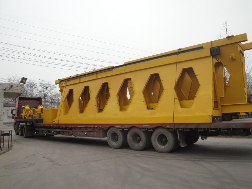 honeycomb girder