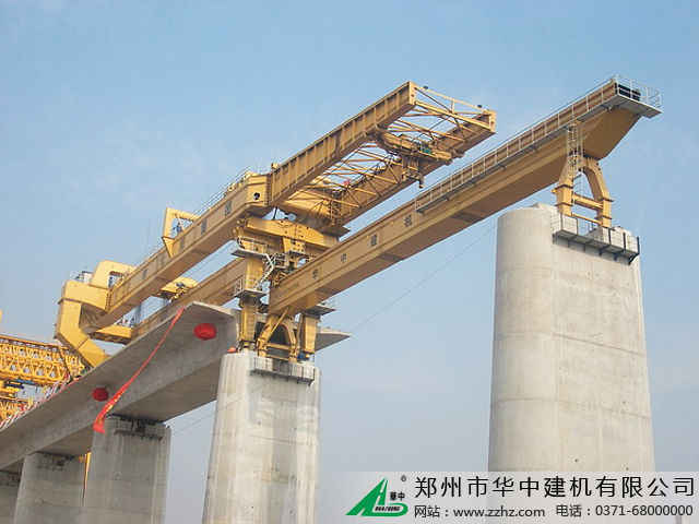 HZQ900 overhead launching gantry