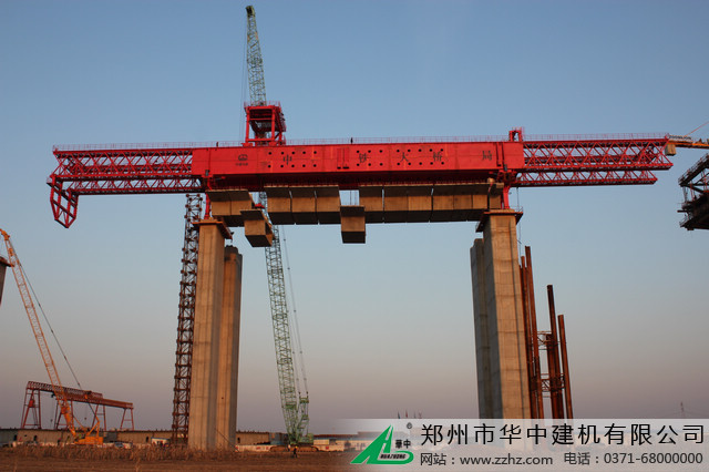 HZP系列节段拼装架桥机1