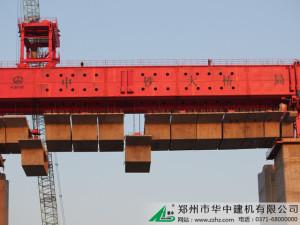 HZP系列节段拼装架桥机3
