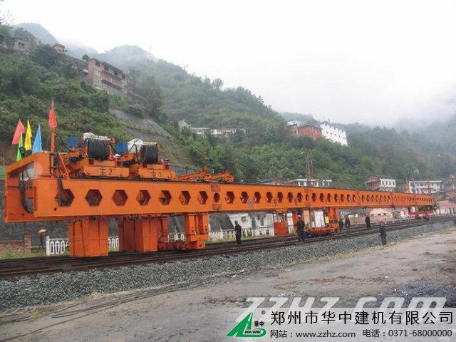 HZQ系列公铁两用架桥机
